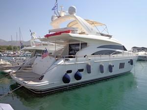 PRINCESS 21M 2 PRINCESS 21M 2010 PRINCESS YACHTS  Motor Yacht Yacht MLS #241740 2