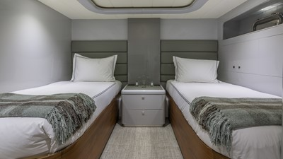 Twin Stateroom 1