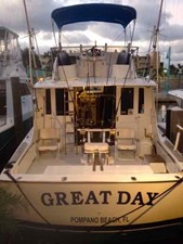 Great Day 3 Great Day 1961 HATTERAS 41 Convertble Sport Yacht Yacht MLS #241992 3
