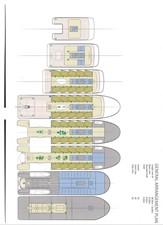 Boutique Cruise 2 General Arrangement
