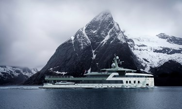 SeaXplorer 60 1 Damen Yachting SeaXplorer 60 alternative colour scheme