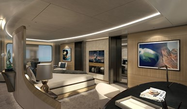 SeaXplorer 60 12 Damen Yachting SeaXplorer 60 H2 Design Owners Suite 2