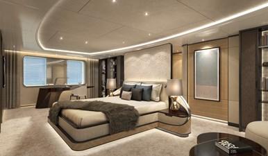 SeaXplorer 60 15 Damen Yachting SeaXplorer 60 H2 Design Owners Suite 5