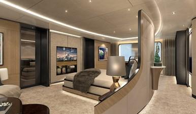 SeaXplorer 60 16 Damen Yachting SeaXplorer 60 H2 Design Owners Suite 6