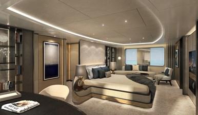 SeaXplorer 60 18 Damen Yachting SeaXplorer 60 H2 Design Owners Suite