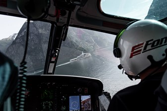SeaXplorer 60 3 Damen Yachting SeaXplorer 60 Norway cockpit