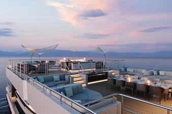 SeaXplorer 60 38 Damen Yachting SeaXplorer 60 party deck dining