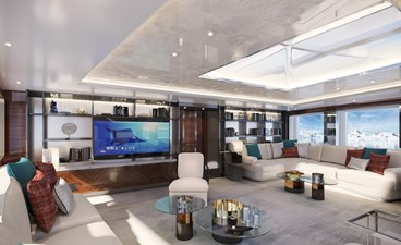 SeaXplorer 60 27 Damen Yachting SeaXplorer 60 polar observation lounge 2