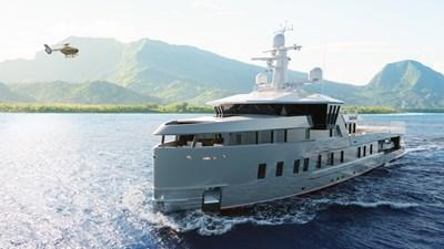 SeaXplorer 60 9 Damen Yachting SeaXplorer 60 running heli