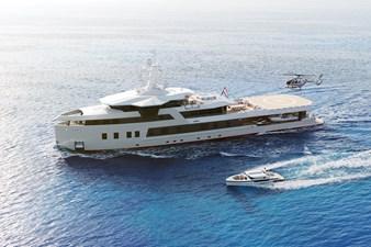 SeaXplorer 60 11 Damen Yachting SeaXplorer 60 running limo