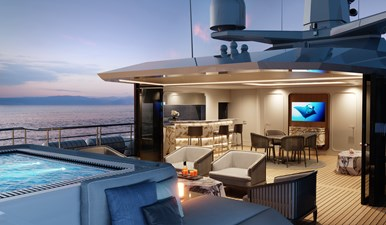 SeaXplorer 60 40 Damen Yachting SeaXplorer 60 skylounge