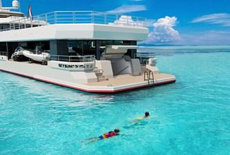 SeaXplorer 60 8 Damen Yachting SeaXplorer 60 swim platfrom