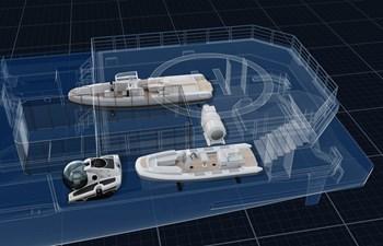 SeaXplorer 60 41 Damen Yachting SeaXplorer 60 technical dive