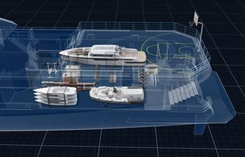 SeaXplorer 60 44 Damen Yachting SeaXplorer 60 technical watersports