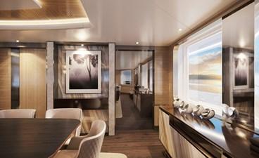 SeaXplorer 60 31 Damen Yachting SeaXplorer 60 tropics lounge 1 by H2 Design