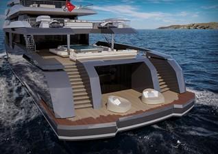 RMK 58  6 RMK 58  2023 RMK MARINE SHIPYARDS, TURKEY Expedition  Motor Yacht Yacht MLS #242449 6