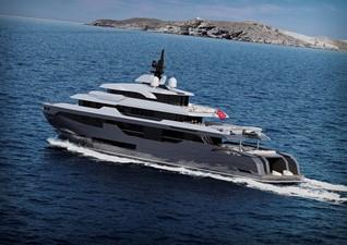 RMK 58  5 RMK 58  2023 RMK MARINE SHIPYARDS, TURKEY Expedition  Motor Yacht Yacht MLS #242449 5