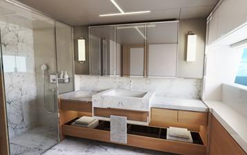 JOHNSON 115 SKYLOUNGE w/FB 11 Guest Bath
