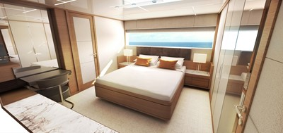 JOHNSON 115 SKYLOUNGE w/FB 10 Guest Stateroom