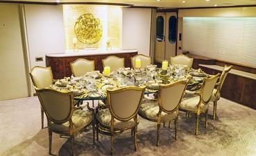 GRAND ILLUSION 6 GRAND ILLUSION 1994 PALMER JOHNSON Tri-Deck Motor Yacht Yacht MLS #242607 6