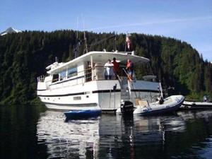 Midnight Sun 3 Midnight Sun 1985 WESTPORT  Motor Yacht Yacht MLS #242714 3
