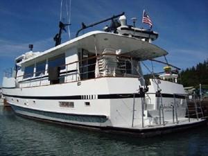 Midnight Sun 4 Midnight Sun 1985 WESTPORT  Motor Yacht Yacht MLS #242714 4