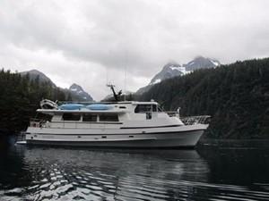 Midnight Sun 6 Midnight Sun 1985 WESTPORT  Motor Yacht Yacht MLS #242714 6