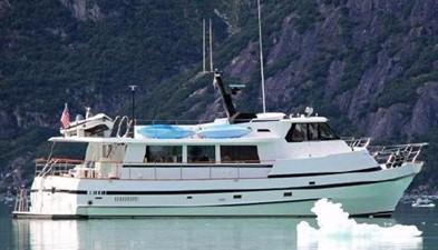 Midnight Sun 1 Midnight Sun 1985 WESTPORT  Motor Yacht Yacht MLS #242714 1