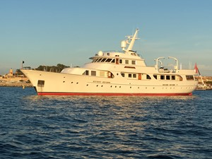 SEAGULL OF CAYMAN 1 SEAGULL OF CAYMAN 1980 FEADSHIP  Motor Yacht Yacht MLS #242784 1