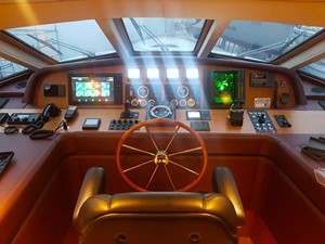 LADY MIKKI 5 LADY MIKKI 1998 BUGARI  Motor Yacht Yacht MLS #242796 5