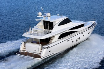 JOHNSON 83' SKYLOUNGE W/HYDRAULIC PLATFORM 0 JOHNSON 83' SKYLOUNGE W/HYDRAULIC PLATFORM 2022 JOHNSON Skylounge with Hydraulic Platform Motor Yacht Yacht MLS #242809 0