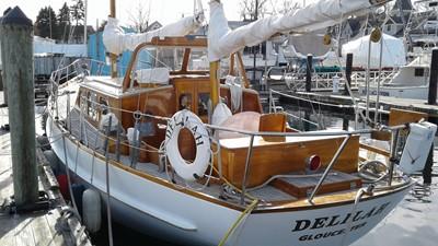 Delilah 1 Delilah 1964 ALDEN YACHTS Alden 47 / Ketch Classic Yacht Yacht MLS #243360 1