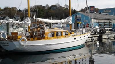 Delilah 4 Delilah 1964 ALDEN YACHTS Alden 47 / Ketch Classic Yacht Yacht MLS #243360 4