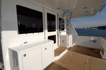 NEW BUILD 64 VOYAGER 2 NEW BUILD 64 VOYAGER 2020 OFFSHORE YACHTS Pilothouse Voyager Motor Yacht Yacht MLS #243523 2