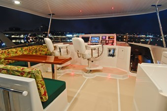 NEW BUILD 64 VOYAGER 3 NEW BUILD 64 VOYAGER 2020 OFFSHORE YACHTS Pilothouse Voyager Motor Yacht Yacht MLS #243523 3