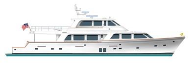 NEW BUILD 87/92 0 NEW BUILD 87/92 2020 OFFSHORE YACHTS 87/92 Motoryacht Motor Yacht Yacht MLS #243530 0