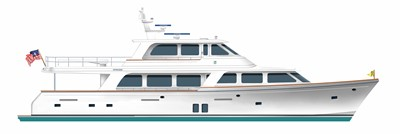 NEW BUILD 87/92 1 NEW BUILD 87/92 2020 OFFSHORE YACHTS 87/92 Motoryacht Motor Yacht Yacht MLS #243530 1