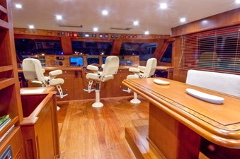 NEW BUILD 85/90 VOYAGER 7 NEW BUILD 85/90 VOYAGER 2020 OFFSHORE YACHTS 80/85/90 Voyager Motor Yacht Yacht MLS #243531 7