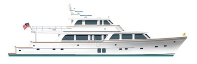 NEW BUILD 85/90 VOYAGER 0 NEW BUILD 85/90 VOYAGER 2020 OFFSHORE YACHTS 80/85/90 Voyager Motor Yacht Yacht MLS #243531 0