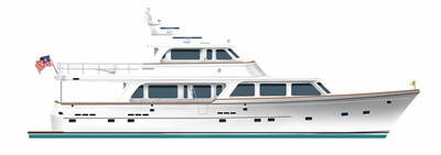 NEW BUILD 85/90 VOYAGER 1 NEW BUILD 85/90 VOYAGER 2020 OFFSHORE YACHTS 80/85/90 Voyager Motor Yacht Yacht MLS #243531 1