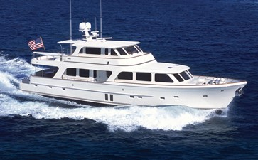 NEW BUILD 85/90 VOYAGER 2 NEW BUILD 85/90 VOYAGER 2020 OFFSHORE YACHTS 80/85/90 Voyager Motor Yacht Yacht MLS #243531 2