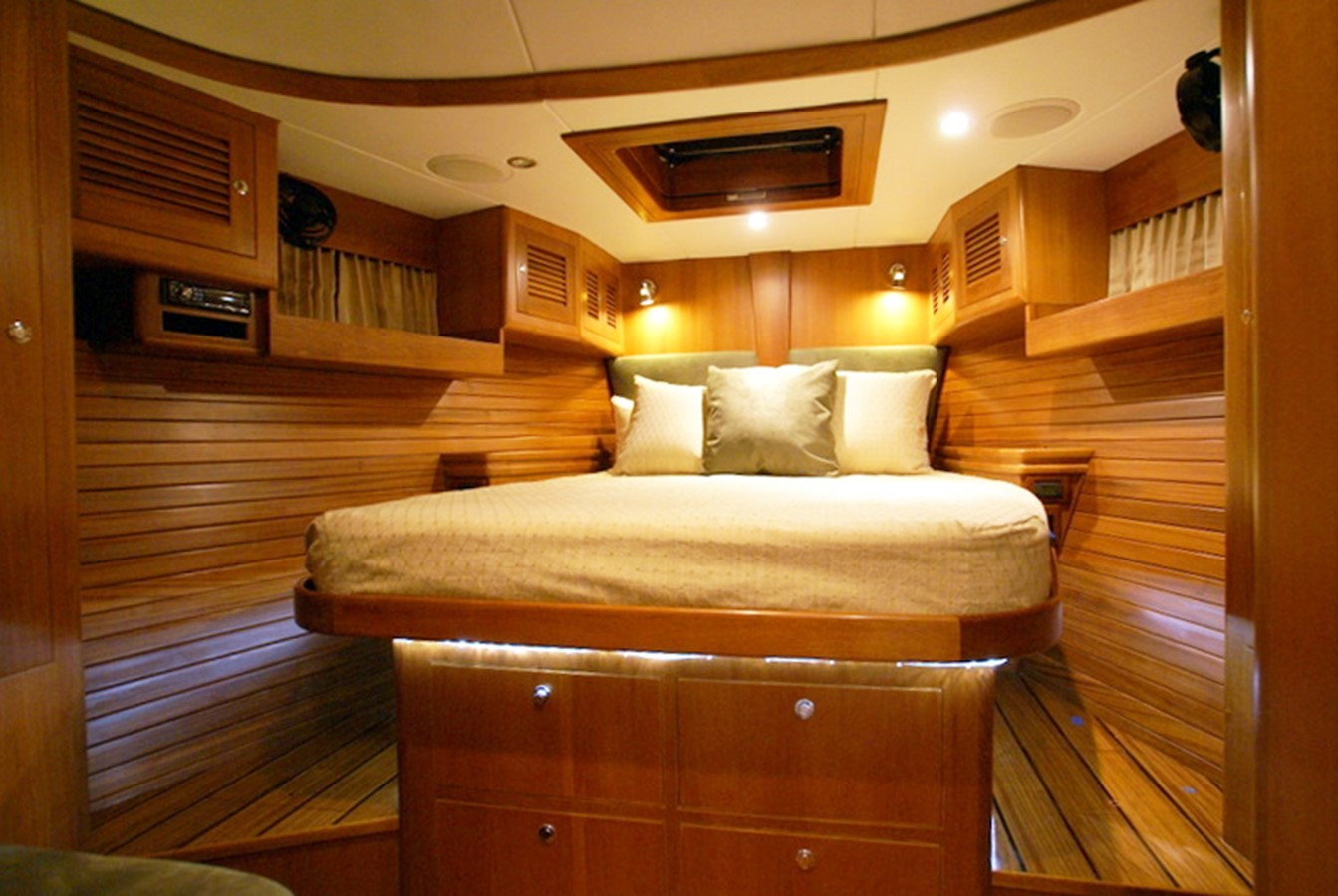 Fwd. Guest Stateroom