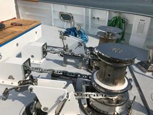 Ocean King 130 18 Windlass