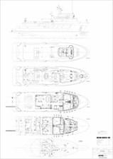 Ocean King 130 25 General Arrangement