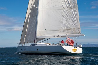 ILLUSION OF THE ISLES 3 ILLUSION OF THE ISLES 2006 SOUTHERN WIND SHIPYARDS 100 DS Performance Sailboat Yacht MLS #243913 3