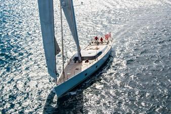 ILLUSION OF THE ISLES 2 ILLUSION OF THE ISLES 2006 SOUTHERN WIND SHIPYARDS 100 DS Performance Sailboat Yacht MLS #243913 2