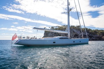 ILLUSION OF THE ISLES 5 ILLUSION OF THE ISLES 2006 SOUTHERN WIND SHIPYARDS 100 DS Performance Sailboat Yacht MLS #243913 5
