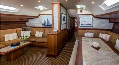BLUE DIAMOND 4 BLUE DIAMOND 2004 JMV 100ft Carbon Composite Custom Sloop Cruising/Racing Sailboat Yacht MLS #244343 4