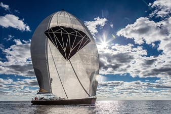 BLUE DIAMOND 2 BLUE DIAMOND 2004 JMV 100ft Carbon Composite Custom Sloop Cruising/Racing Sailboat Yacht MLS #244428 2