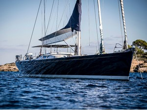BLUE DIAMOND 4 BLUE DIAMOND 2004 JMV 100ft Carbon Composite Custom Sloop Cruising/Racing Sailboat Yacht MLS #244428 4